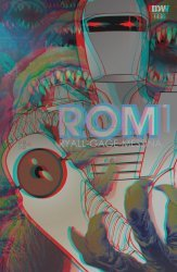 IDW Publishing's ROM Issue # 1b