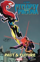 Marvel Comics's X-Men: Cyclops & Phoenix Past & Future  TPB # 1
