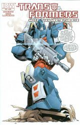 IDW Publishing's Transformers: More than Meets the Eye Issue # 34