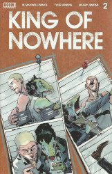 BOOM! Studios's King of Nowhere Issue # 2