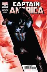 Marvel Comics's Captain America Issue # 15