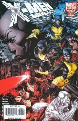 Marvel Comics's X-Men: Legacy Issue # 208