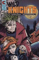 Eternity Comics's Wild Knights Issue # 4
