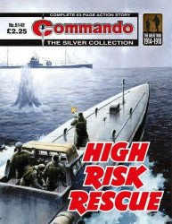 D.C. Thomson & Co.'s Commando: For Action and Adventure Issue # 5142