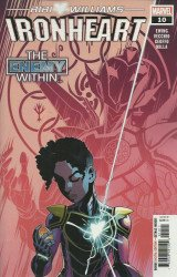 Marvel Comics's Ironheart Issue # 10
