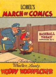 Western Printing Co.'s March of Comics Issue # 16c