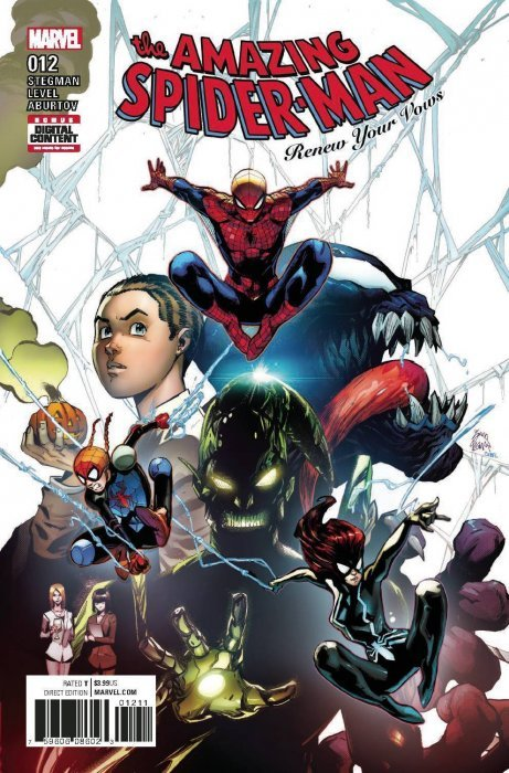 Renew Your Vows #13 Marvel VF//NM Comics Book Amazing Spider Man