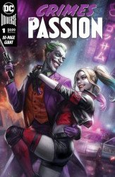 DC Comics's DC Crimes of Passion Issue # 1b