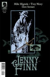 Dark Horse Comics's Jenny Finn Issue # 2