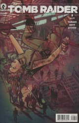 Dark Horse's Tomb Raider Issue # 8