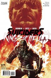 Vertigo's Suiciders: King of HelL.A. Issue # 2
