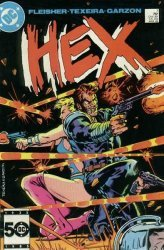 DC Comics's Hex Issue # 7