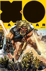 Valiant Entertainment's X-O Manowar Issue # 5d