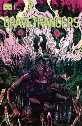 Black Mask Studios's Gravetrancers Issue # 1