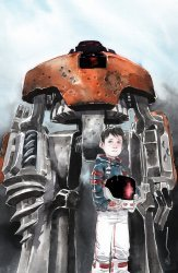 Image Comics's Descender Issue # 26planet awesome