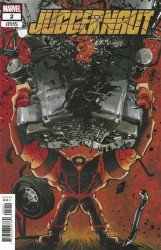 Marvel Comics's Juggernaut Issue # 2b