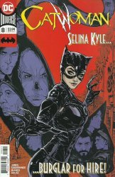 DC Comics's Catwoman Issue # 8