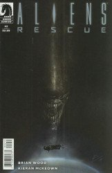 Dark Horse Comics's Aliens: Rescue Issue # 2