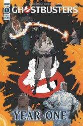 IDW Publishing's Ghostbusters: Year One Issue # 1