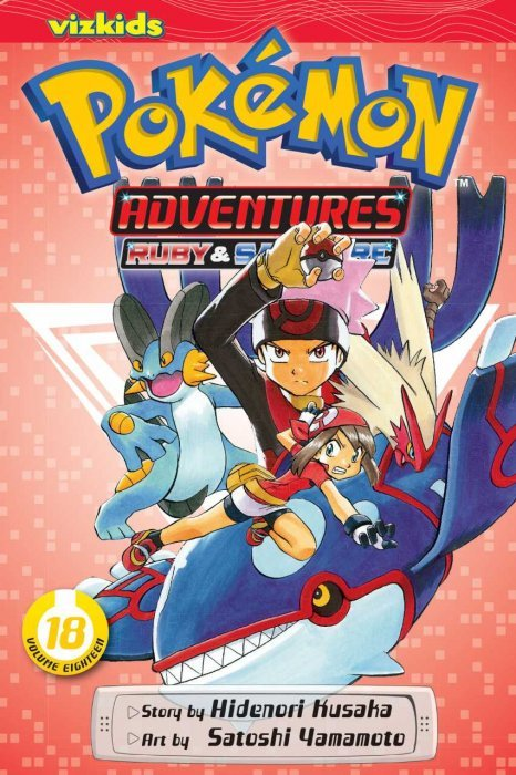 Pokemon Adventures Soft Cover 18 Viz Media