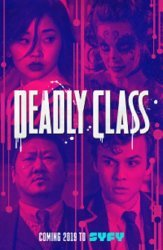 Image Comics's Deadly Class: Deluxe Edition Preview Issue preview