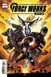 Marvel Comics's Force Works 2020 Issue # 1