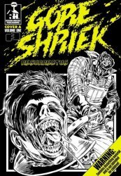 Rough House Publishing's Gore Shriek : Resurrectus Issue # 1