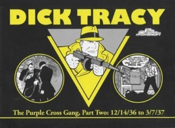 Pacificclub's Dick Tracy: Purple Cross Gang TPB # 2