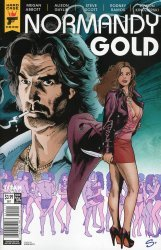 Titan Comics's Hard Case: Crime - Normandy Gold Issue # 4b