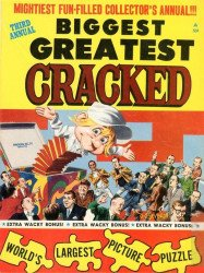Major Magazines's Biggest Greatest Cracked Issue # 3