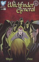 1First Comics's Witchfinder General Issue # 6
