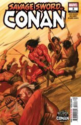 Marvel Comics's Savage Sword Of Conan Issue # 3