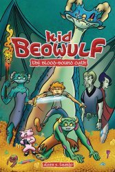 AMP's Kid Beowulf: The Blood-Bound Oath Soft Cover # 1