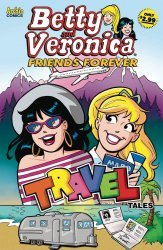 Archie Comics Group's Betty and Veronica: Friends Forever Issue # 2