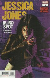 Marvel Comics's Jessica Jones: Blind Spot Issue # 1