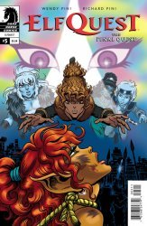 Dark Horse's Elfquest: The Final Quest Issue # 5