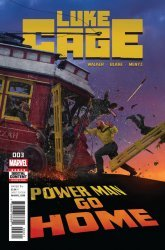 Marvel Comics's Luke Cage Issue # 3
