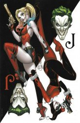 DC Comics's Harley Quinn's Villain of the Year Issue # 1jsc-d