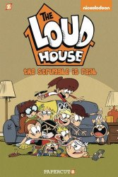 Papercutz's Loud House: Struggle is Real Hard Cover # 1