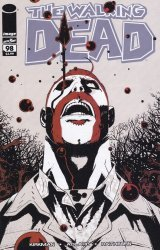 Image Comics's The Walking Dead Issue # 98blind bag