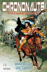 Image Comics's Chrononauts: Futureshock Issue # 1g