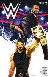 BOOM! Studios's WWE Issue # 1