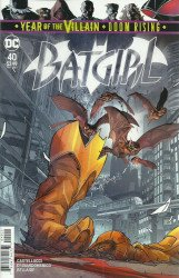 DC Comics's Batgirl Issue # 40