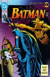 DC Comics's Batman Issue # 494