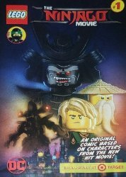 DC Comics's Lego: The Ninjago Movie Issue # 1