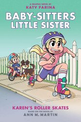 Graphix's Baby-Sitters Little Sister  Hard Cover # 2