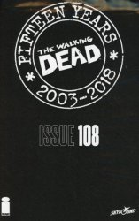 Image Comics's The Walking Dead: 15th Anniversary - Blind Bag Edition Issue # 108