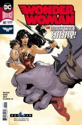 DC Comics's Wonder Woman Issue # 60