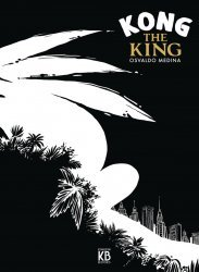 Kingpin Books 's Kong The King Hard Cover # 1