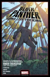 Marvel Comics's Black Panther: Long Live the King TPB # 1